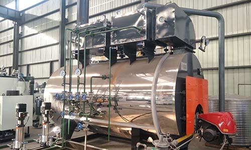 WNS低氮冷凝式燃气蒸汽锅炉 冷凝锅炉 四通锅炉江苏省分公司